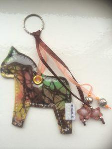 Gelukspaardjes stichting Paard in Nood